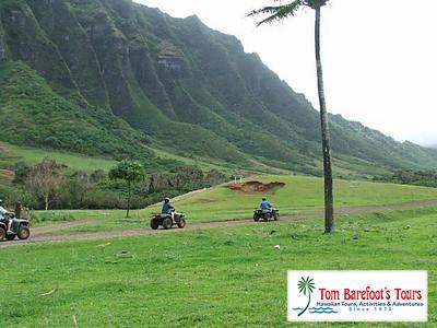 ATV Tours on Oahu