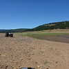 "We did our day of riding in the Prosser/Boca/Stampede reservoir area. Thanks to our drought, the water level at Stampede Reservoir is way down below normal. At normal levels, Flyin' Boy would be parked in water up to his waist. See also <a href=""http://www.grizzlyguy.com/ATVs/Boca-Fire-As-Seen-from-Boca"">this album</a> that has shots of the Boca Fire that we watched from Boca Hill later that day."