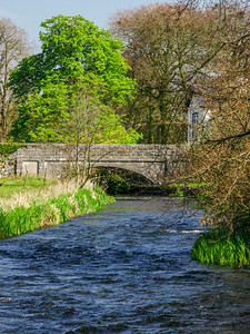 River Brosna at Ballinagower