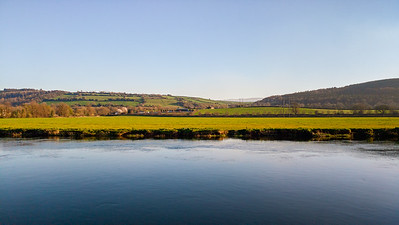 View across the Suir from the north bank