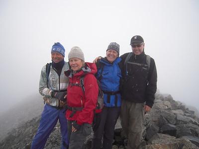 Mt. Yale - David Nutter Summerfield, Moffet Zoe Atcheson Silverman, Jeni Sammons, Mel Andrews