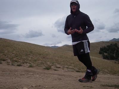 Mark 'Mountain Guide' James