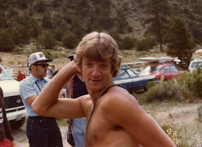 1978. Keith Babcock. RUR MKPatterson photo