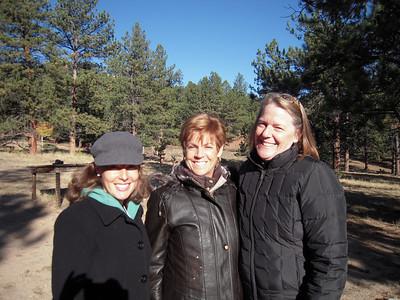 JJ Swan, Jean Clarke, & Jeni Sammons