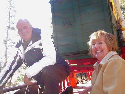 Bob Baggs & Linda Appleby
