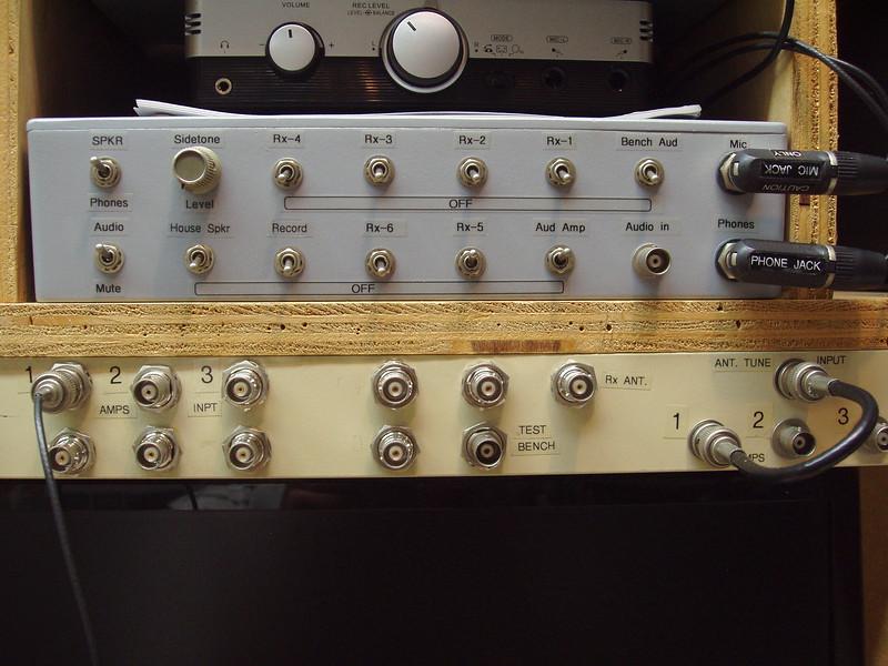 Audio mixer for several rigs | QRZ Forums