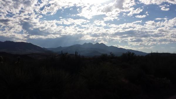 13  Aug 2016 Brian AM ATV Four Peaks