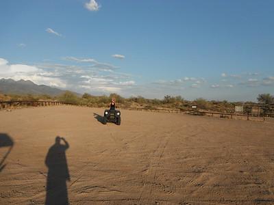 8-25-16 ATV SUNSET CHAD