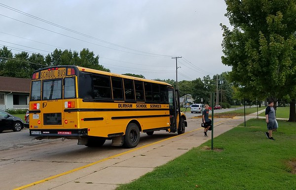 First Day of School 082316