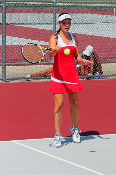 WHS Varsity Girls Tennis Invitational   083016