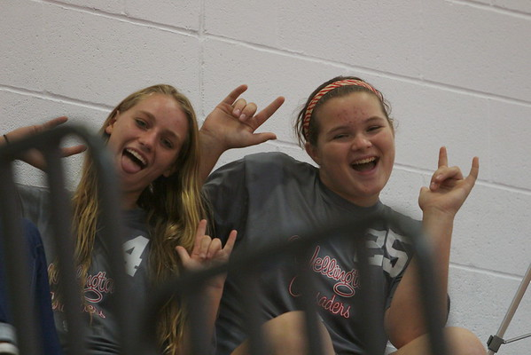 WHS Volleyball @ Winfield Invitational 082716