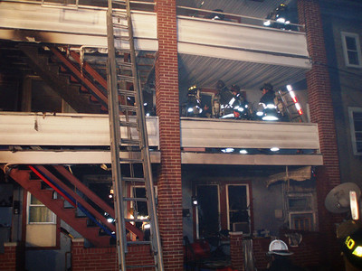 SHAMOKIN CITY FATAL STRUCTURE FIRE 8-28-08 PICTURES BY COAL REGION FIRE