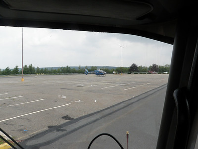 NEW CASTLE TOWNSHIP LANDING ZONE AT SCHUYLKILL MALL 8-4-2010 PICTURE AND VIDEO BY COALREGIONFIRE