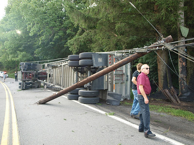 RUSH TOWNSHIP VEHICLE ACCIDENT 8-23-2010