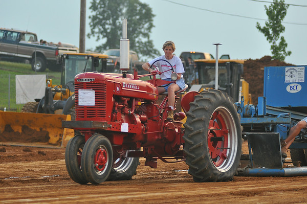 62nd AUNNAL JEFFERSON COUNTY FAIR TRUCK & TRACTOR PULL 8-22-14