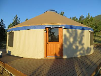 yurt-sunlit