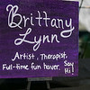 Brittany Lynn - @blondebritt_art
