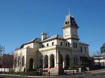 HISTORICAL BUILDINGS IN TENTERFIELD