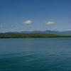 View of Pacific Ocean, Port Douglas, Queensland, Australia