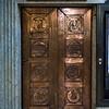 Closed elevator door of building, Melbourne, State Of Victoria, Australia