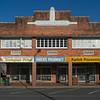 Fa�ade of shops, Mossman, Far North Queensland, Queensland, Australia