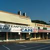 Fa�ade of shops, Far North Queensland, Queensland, Australia