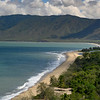 Elevated view of the beach, Port Douglas, Far North Queensland, Queensland, Australia