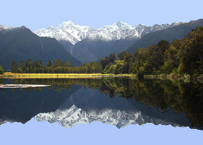 LAKE MATHESON - SOUTH ISLAND