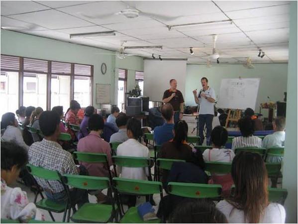Thailand 6 Lopburi training