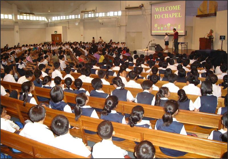 Singapore 2 school April 2006