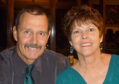 Rob & Gayle George