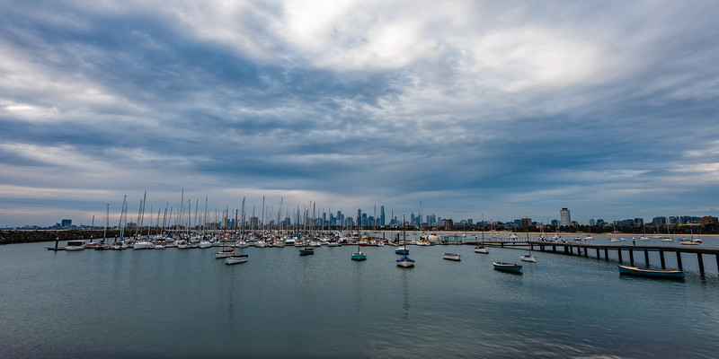 City View from St Kilda