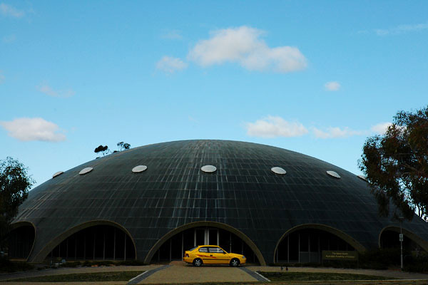 The Shine Dome <br /> Australian Academy of Science, Canberra