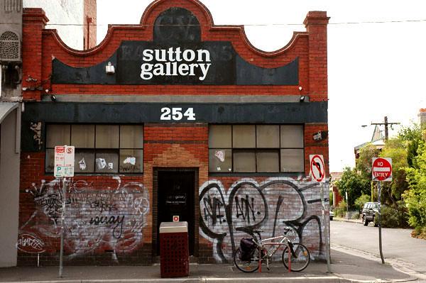 Sutton Gallery<br /> Fitzroy, Victoria