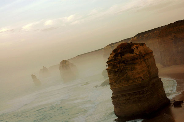 12 Apostles at Sunrise<br /> Great Ocean Road, Victoria