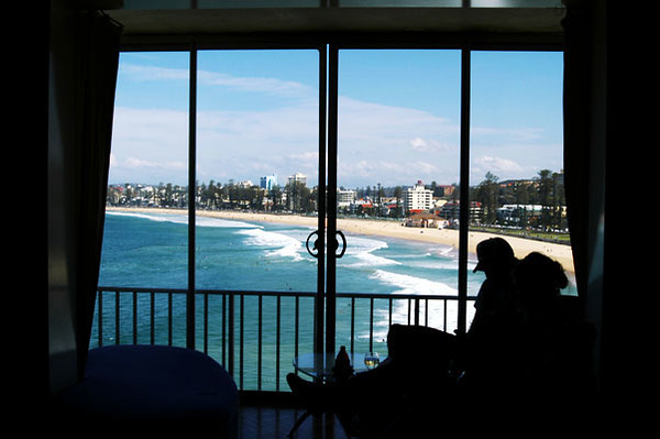 Queenscliff View<br /> Manly Beach, Sydney