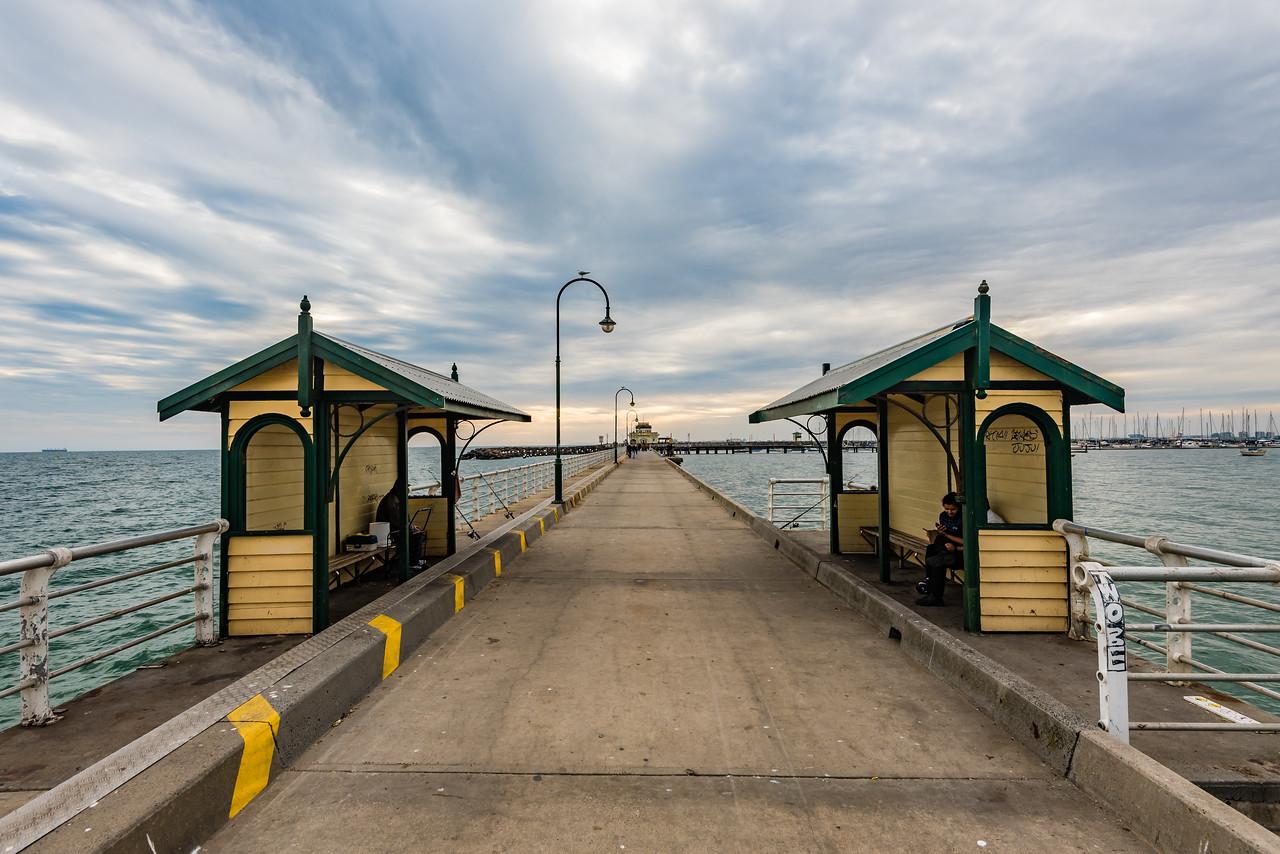 ST Kilda Pier Kilda Pier