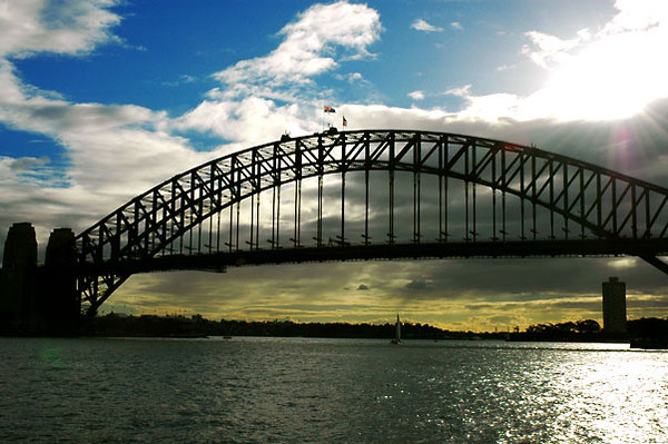 Harbour Bridge<br /> Sydney