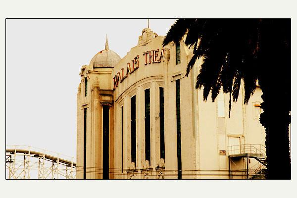 Palace Theatre in St. Kilda<br /> Melbourne, Victoria