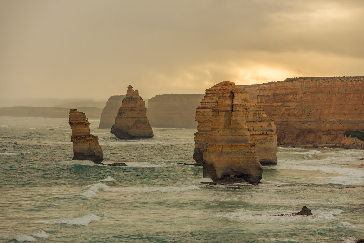 Apostles from Castle Rock