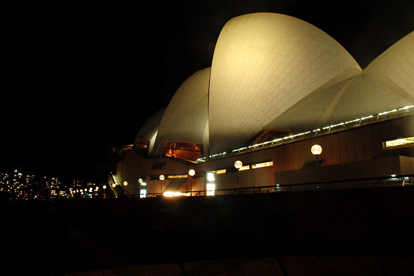 Opera House at Night<br /> Sydney, NSW