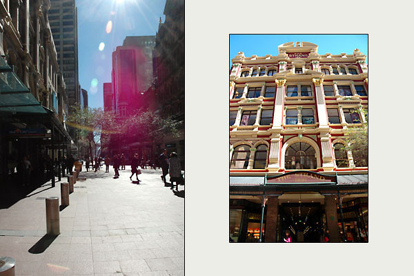 Shops at Pitt Street<br /> Sydney, NSW
