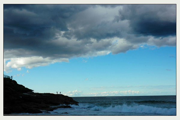 - fisherman<br /> Bronte Beach, Sydney