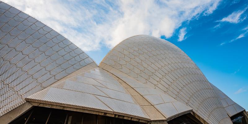 Sydney Opera House Shell