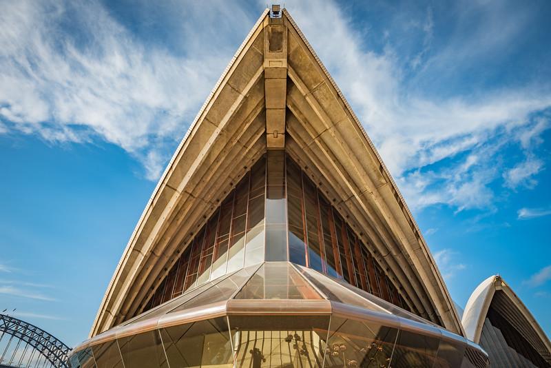 Sydney Opera House Prow