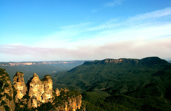 Three Sisters<br /> Blue Mountains, NSW