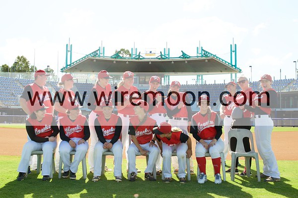 Greenway Giants v Ryde Hawks