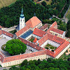 AERIAL VIEW OF THE ABBEY
