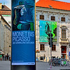AD OF ALBERTINA ART MUSEUM
