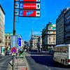 CITY STREET IN VIENNA
